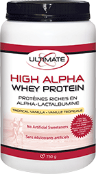 High Alpha Protein