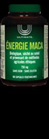 Maca Energy Capsules